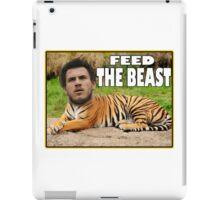 Justin Carney - Cas Tigers iPad Case/Skin