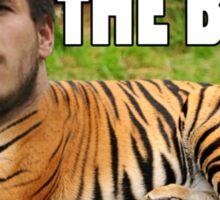 Justin Carney - Cas Tigers Sticker