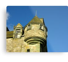 Castle Menzies 2 Metal Print