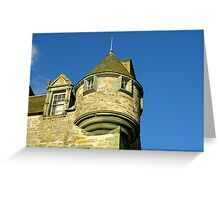 Castle Menzies 2 Greeting Card