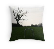 Catch Hell Necessary  Throw Pillow