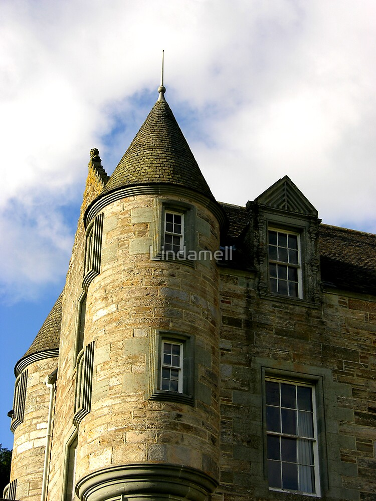 Castle Menzies 3 by Lindamell