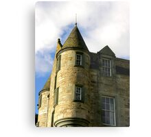 Castle Menzies 3 Metal Print