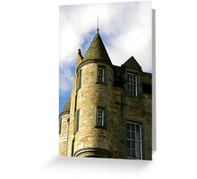Castle Menzies 3 Greeting Card