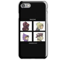 Dragonz - Dungeon Days iPhone Case/Skin
