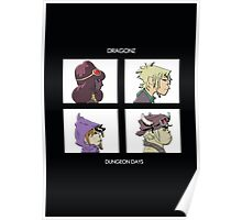 Dragonz - Dungeon Days Poster