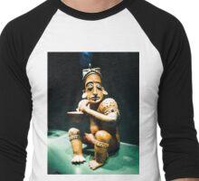 Museum Alive Men's Baseball ¾ T-Shirt