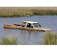 Used Truck 4 Sale Photographic Print