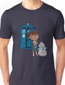 Doc McWhoffins Unisex T-Shirt