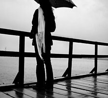 Rainy again by Serkan Boydag