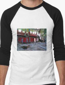 Dunk Men's Baseball ¾ T-Shirt