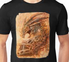 Clockwork Dragon (Brown) Unisex T-Shirt