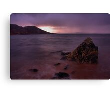 Anthrax Bay Canvas Print