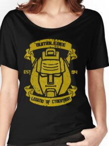 Legend Of Cybertron - Bumblebee Women's Relaxed Fit T-Shirt