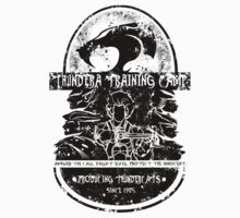 Thundera Training Camp (white) by Vitalitee