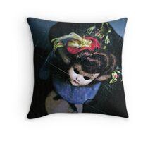 Annabelle #6 Throw Pillow