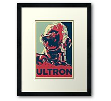 Age Of Ultron Framed Print