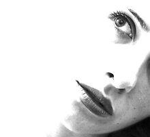 Self Portrait in High Key by ShotbyJessica