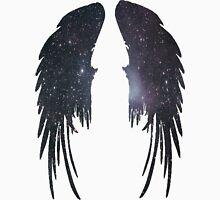 Angel Plain Galaxy Wings Unisex T-Shirt