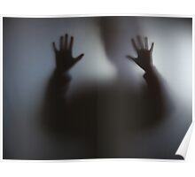 Freaky Shadow Poster