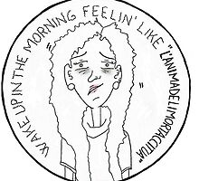 GAIA - I'm not a morning person by NeneM2