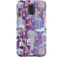 New Orleans Jazz Funeral  Samsung Galaxy Case/Skin