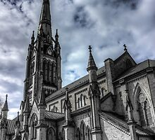 St. James Cathedral 5 by John Velocci
