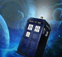 Doctor Who by jbrown315