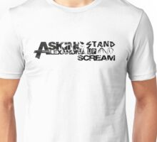 Asking Alexandria Stand Up And Scream Unisex T-Shirt