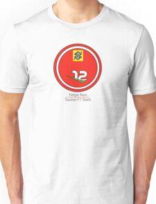 Felipe Nasr Helmet Unisex T-Shirt
