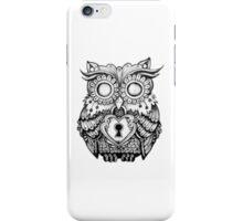 Vintage Owl iPhone Case/Skin