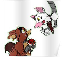 Flowers For Mangle Poster