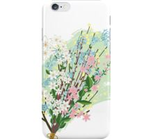 Bouquet of Spring Flowers iPhone Case/Skin