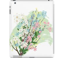 Bouquet of Spring Flowers iPad Case/Skin