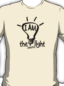 JOHN 9:5  I AM THE LIGHT T-Shirt