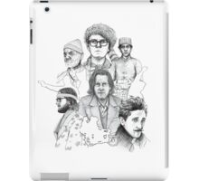 Wes Anderson iPad Case/Skin