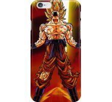 Goku Super Saiyan iPhone Case/Skin