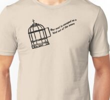 PSALMS  124:7 Our soul is escaped Unisex T-Shirt