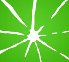 Lime Sticker