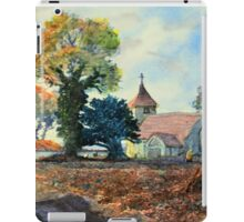 The Enigmatic Eleanor Rigby iPad Case/Skin
