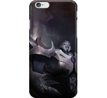 the warlord iPhone Case/Skin