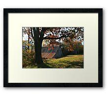 Early Morning Light Framed Print