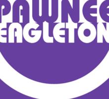 Pawnee Eagleton Unity Concert 2014 Sticker