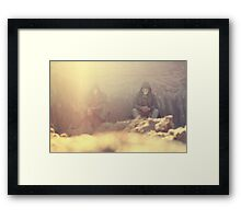 Nuclear Dawn 2014 Framed Print