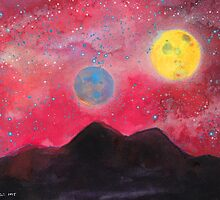 space (9) by marlene freimanis