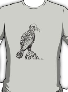 Eagle Sketch  T-Shirt
