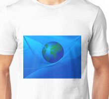 Earth Globe Unisex T-Shirt