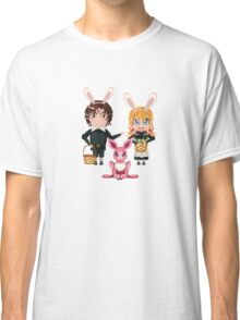 Easter Boy and Girl 2 Classic T-Shirt