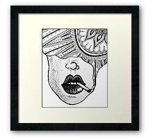Smoke Dreams Framed Print