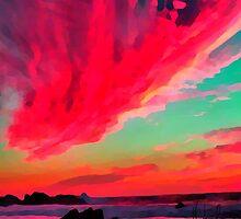 Aspetto all'alba by xchangestudio